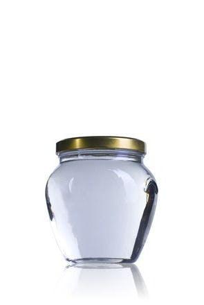 Vaso Orcio 1062  1062ml TO 100 Embalagens de vidro Boioes frascos e potes de vidro para alimentaçao