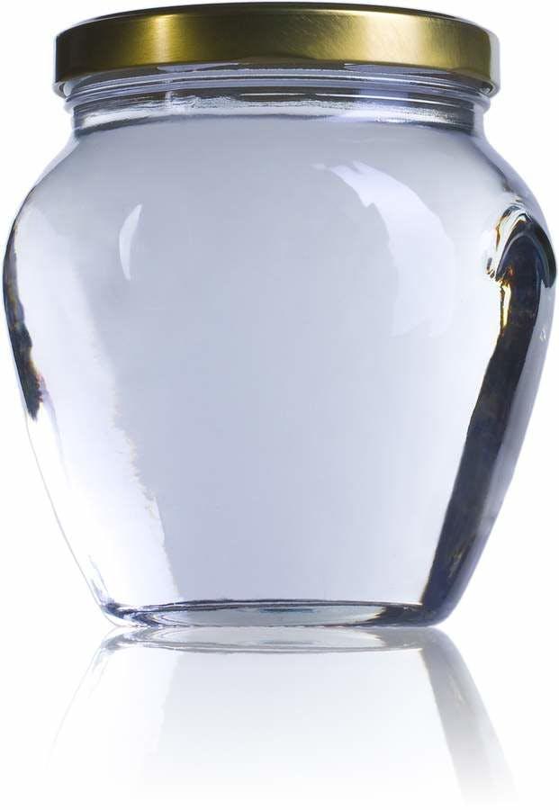 Vaso Orcio 1062  1062ml TO 100 MetaIMGIn Tarros, frascos y botes de vidrio