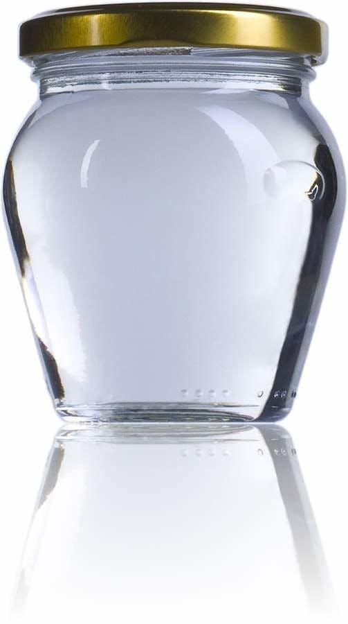 Vaso Orcio 212 ml TO 063 MetaIMGFr Tarros, frascos y botes de vidrio