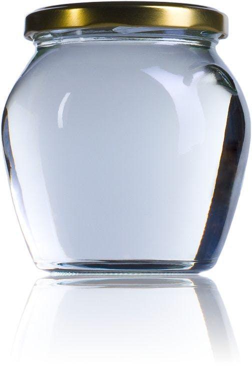 Vaso Orcio 580 ml TO 082 MetaIMGIn Tarros, frascos y botes de vidrio