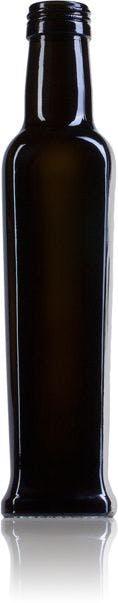 Papua 250 VE marisa  BV 12  Embalagens de vidrio Botellas de cristal   aceites y vinagres