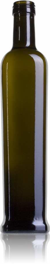Papua 500 VE marisa Rosca SPP (A315) Embalagens de vidrio Botellas de cristal   aceites y vinagres