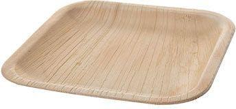 Platos desechables de palma 20 cm