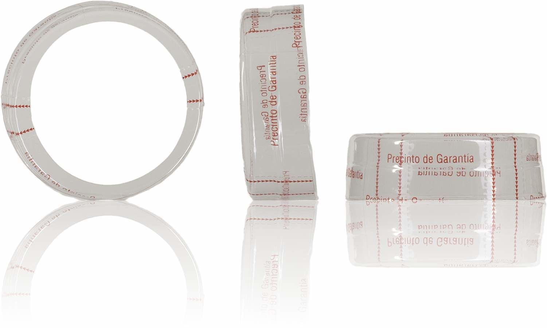 Precinto de garantia para Lid Twist Off 063 MetaIMGIn Tapas de cierre