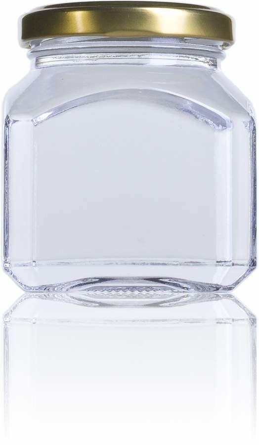 Quadro Firenze 212 212ml TO 058 MetaIMGIn Tarros, frascos y botes de vidrio