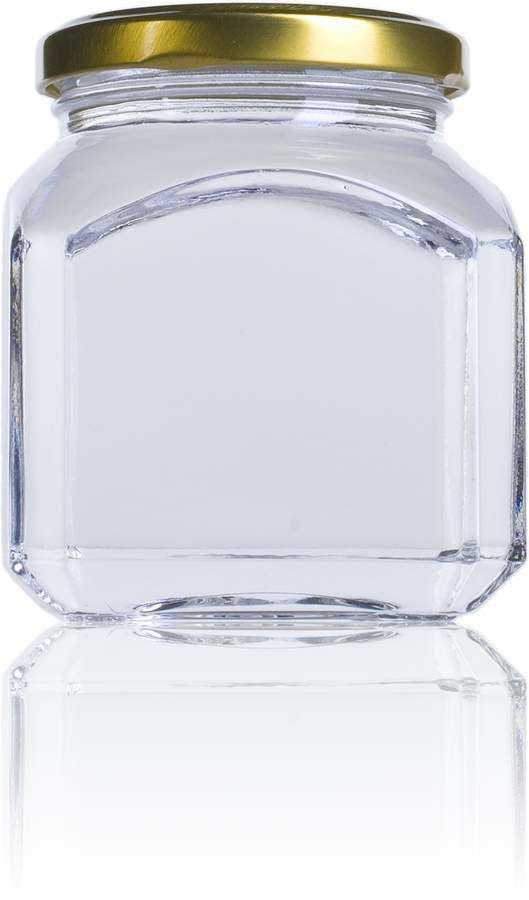 Quadro Firenze 314 314ml TO 063 MetaIMGIn Tarros, frascos y botes de vidrio