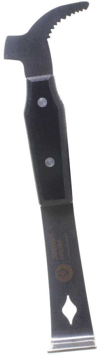 Lève-cadres grattoir avec manche en plastique 25 cm
