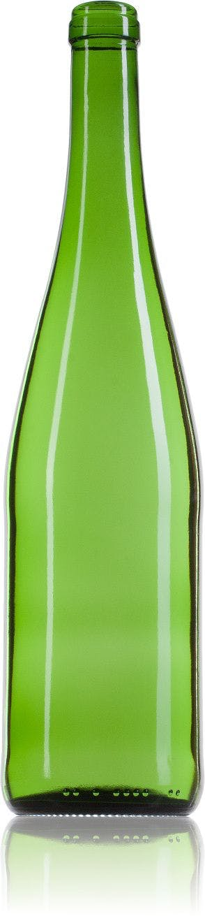 Reno Baja 75 AV 750ml Corcho STD 185 Embalagens de vidro Garrafas de cristal rhines