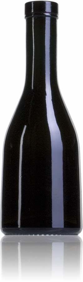 Rústica 250 VE-envases-de-vidrio-botellas-de-cristal-aceites-y-vinagres