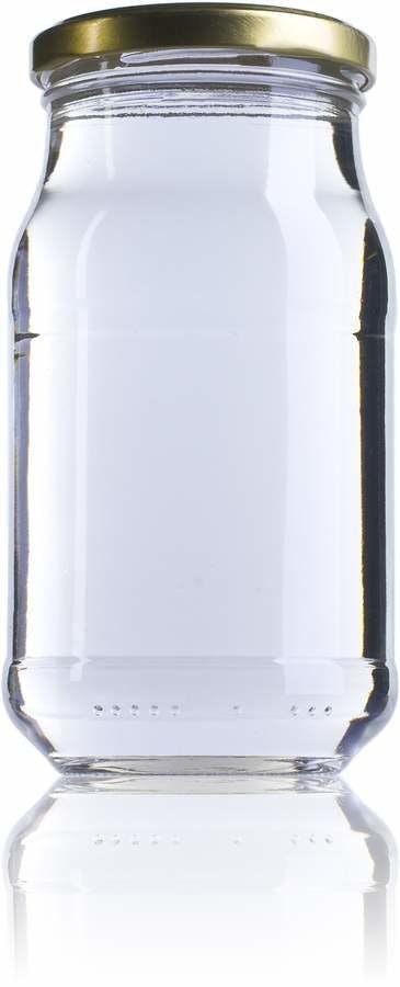 Salsa 480-480ml-TO-066-envases-de-vidrio-tarros-frascos-de-vidrio-y-botes-de-cristal-para-alimentación