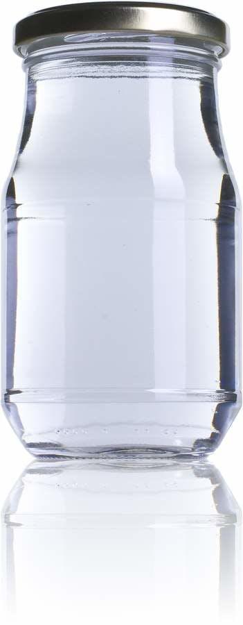 Salsa STD 245-245ml-TO-058-envases-de-vidrio-tarros-frascos-de-vidrio-y-botes-de-cristal-para-alimentación