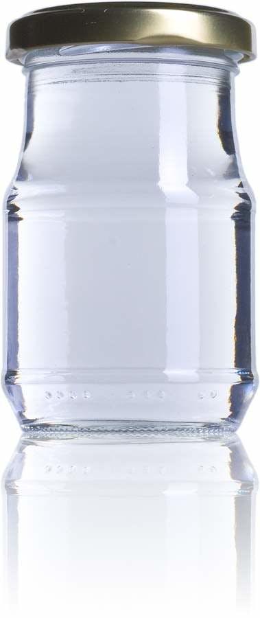 Siroco 160 ml TO 053 MetaIMGFr Tarros, frascos y botes de vidrio
