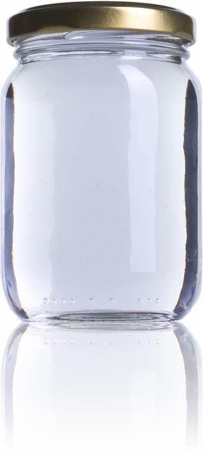 STD 212 ml TO 058 MetaIMGFr Tarros, frascos y botes de vidrio