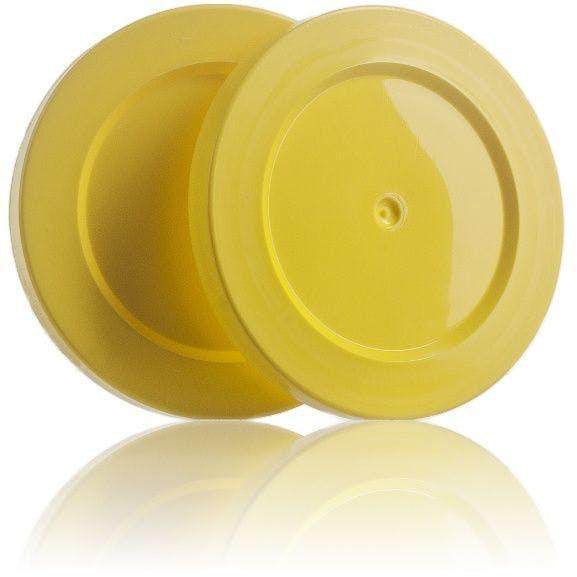 Couvercle PP 68 jaune