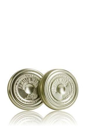 Tampa de rosca Le Parfait Wiss 100 mm Sistemas de fecho Tampas