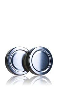 Tampa TO 58 ALTA Prata  Pasteurização ESBO BPAni  Sistemas de fecho Tampas