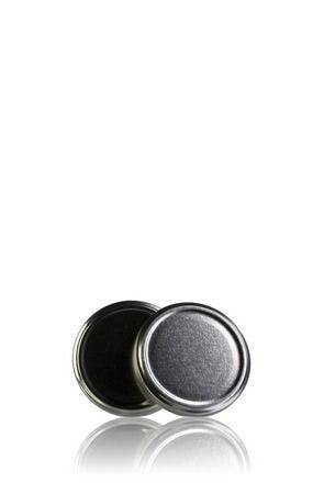 Tapa TO 63 Plata Pasteurización sin boton -sistemas-de-cierre-tapas
