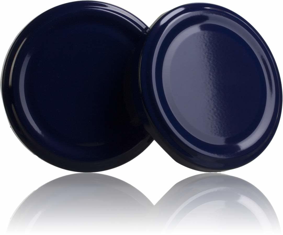 Tapa TO 66 Azul Pasteurización sin boton -sistemas-de-cierre-tapas