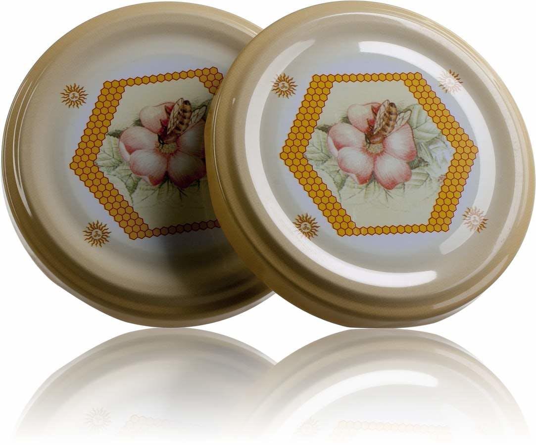 Tapa TO 66 Flor Pasteurización sin boton -sistemas-de-cierre-tapas