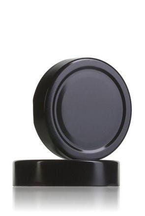 Couvercle TO 70 Haute Noir Pasteurization TNV ESBO BPAni