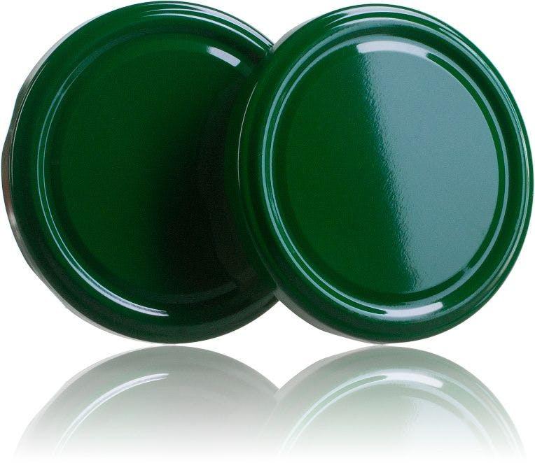 Tapa TO 82 Verde Pasteurización sin boton -sistemas-de-cierre-tapas