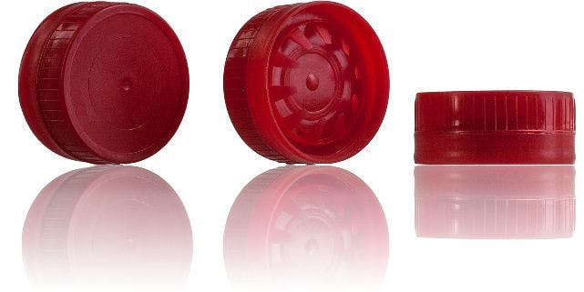 Red Stopper 42/34 threads MetaIMGIn Tapones