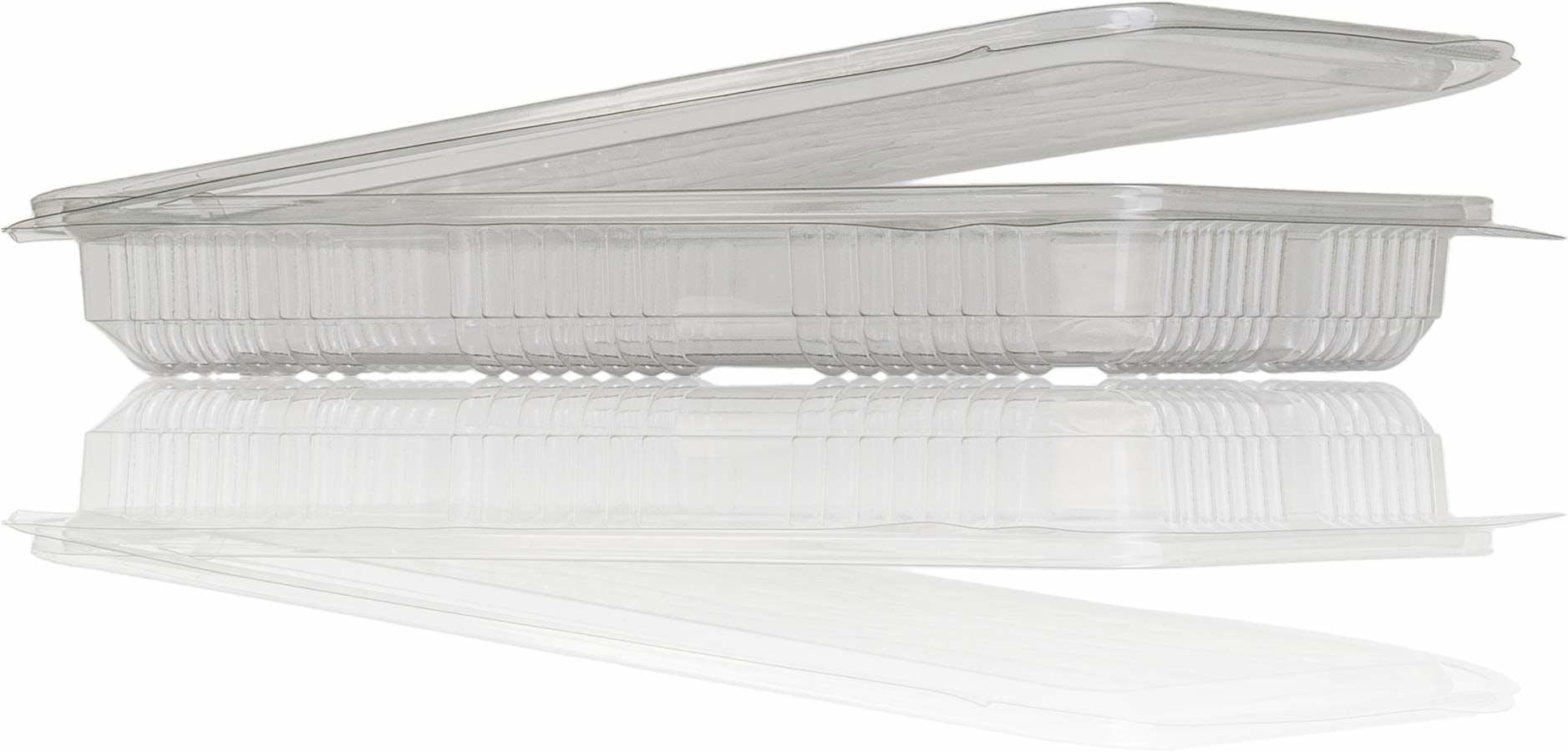 Tarrina bisagra 400 ml-envases-de-plástico-tarrinas-de-plástico