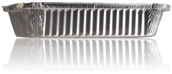 Aluminum container 900 ml