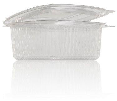 Terrine bisgra 500  ml Polipropileno  embalagem de plástico potes de plástico