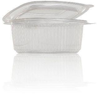 Terrine bisgra 750  ml Polipropileno  embalagem de plástico potes de plástico