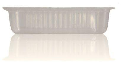 Tarrine termosselável 250 ml embalagem de plástico potes de plástico