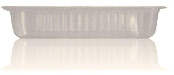 Tarrine termosselável 650 ml embalagem de plástico potes de plástico