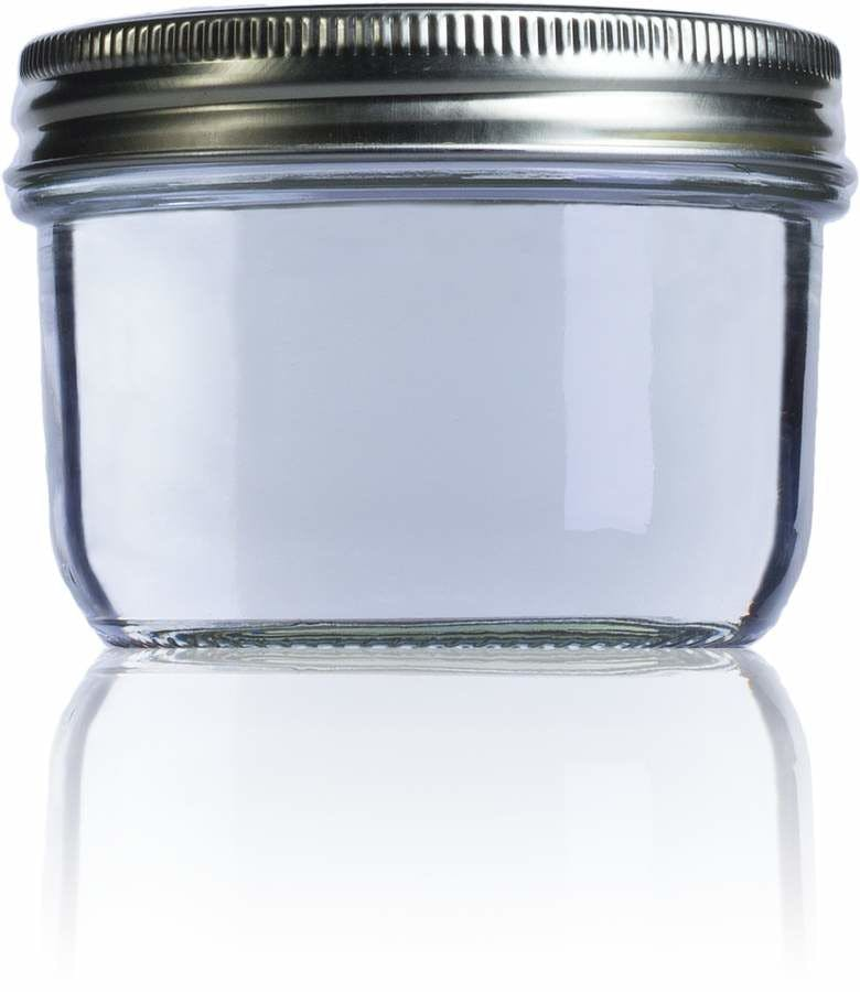 Le Parfait Wiss 350 ml 100 mm-envases-de-vidrio-tarros-frascos-de-vidrio-y-botes-de-cristal-le-parfait-super-terrines-wiss