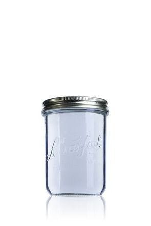 Airtight glass jar Le Parfait Wiss 750 ml 750ml BocaLPW 100mm MetaIMGIn Tarros de vidrio hermeticos Le Parfait