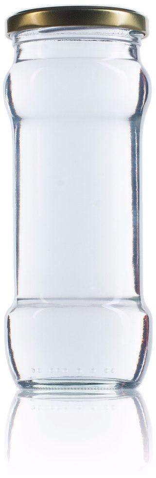 R 370  370ml TO 063 MetaIMGIn Jars, bottles and glass