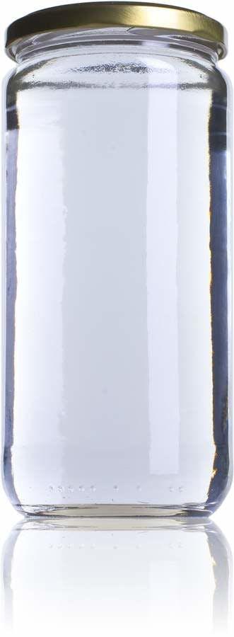 V 720 720ml TO 077 V720 MetaIMGFr Tarros, frascos y botes de vidrio