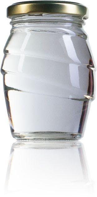 Vaso Bee 2 Be 212 ml TO 58 -envases-de-vidrio-tarros-frascos-de-vidrio-y-botes-de-cristal-para-alimentación