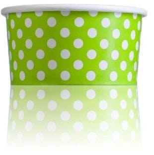 Ice cream paper cup 180 ml