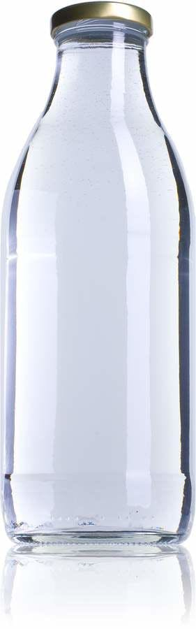 Zumo STD 1045 ml TO 048 MetaIMGFr Botellas de cristal para zumos