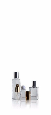 Flacons de parfum vides