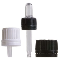 Pipettes and stoppers for laboratory