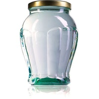 Candy Glass Jars
