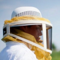 Beekeeping head protection