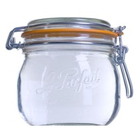 Hermetic Glass Jars Le Parfait